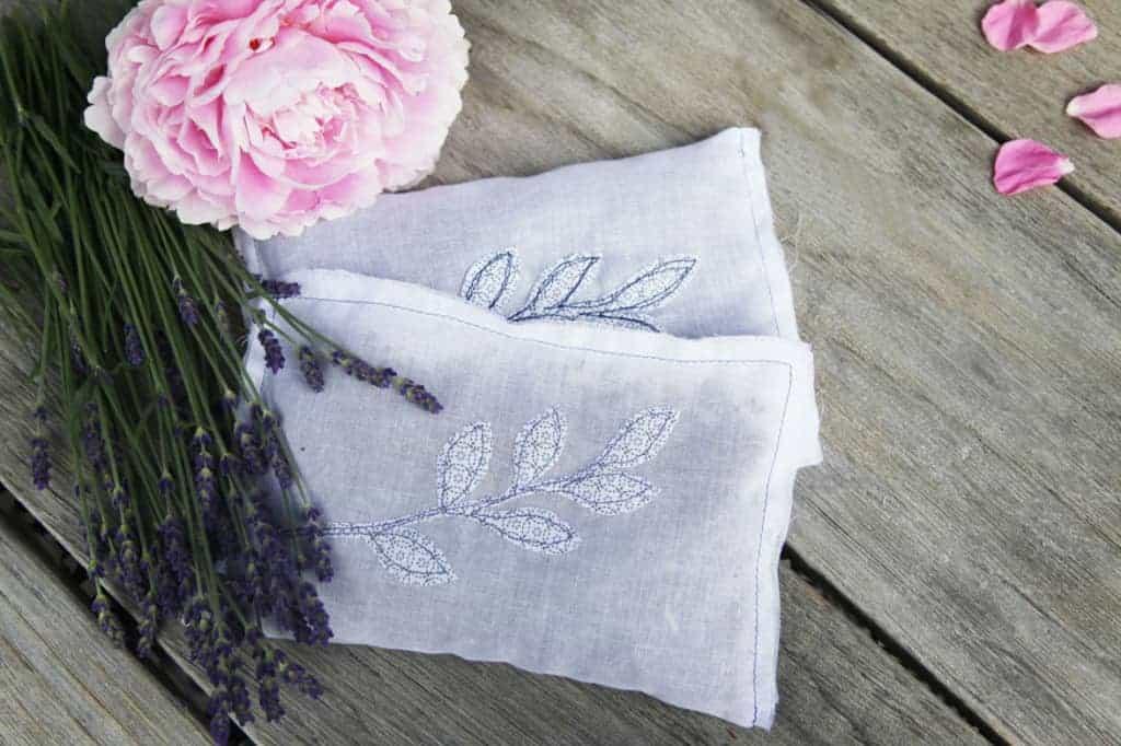 Zauberhaftes Lavendelsäckchen nähen