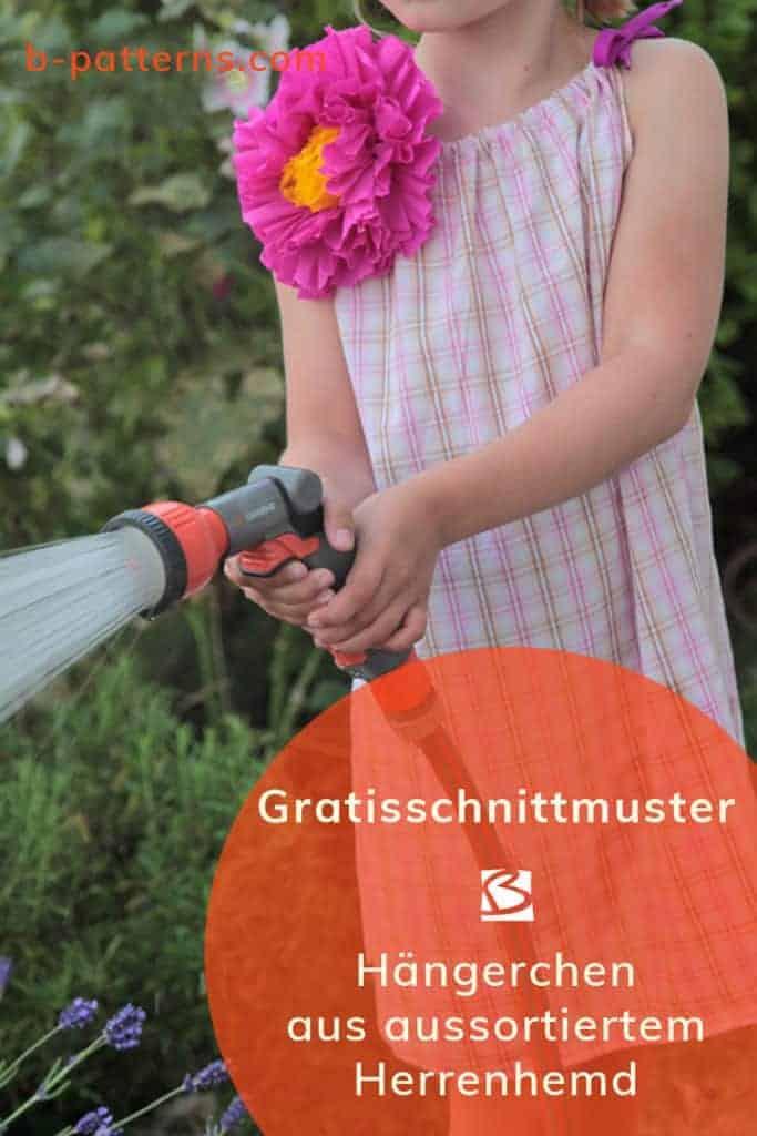 Schnittmuster Kinderkleid gratis