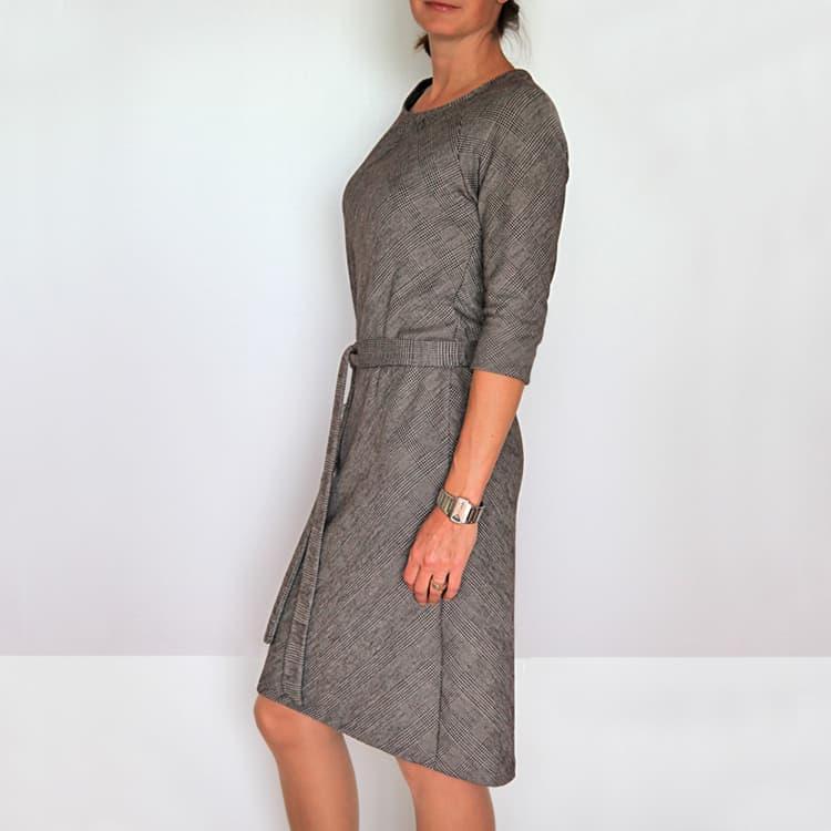 Schnittmuster Jerseykleid SONIA_B Gr. 34-46/Ebook