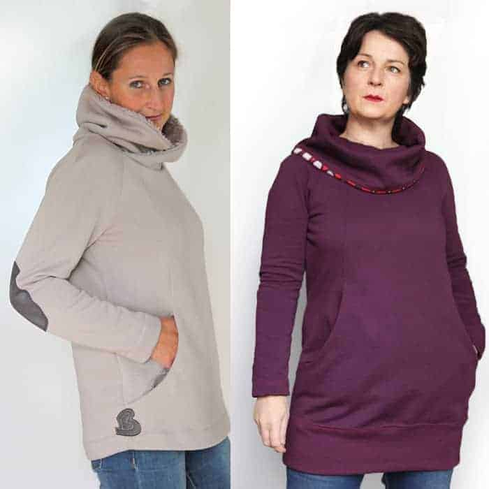 Pullover KAJA_B | b-patterns