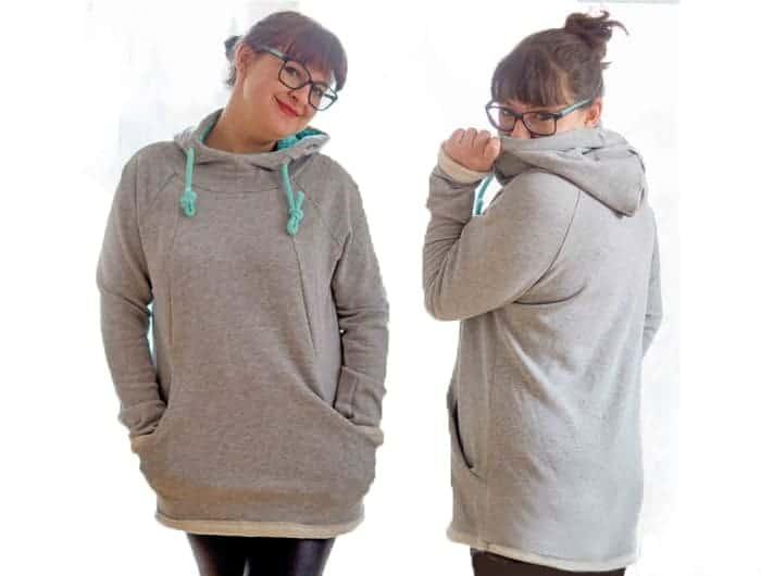 Pullover KAJA_B big size | b-patterns