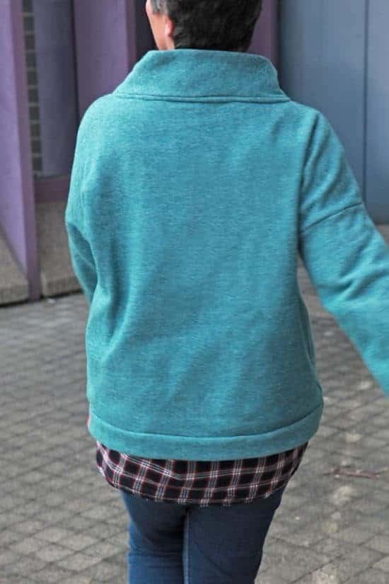 Pullover Schnittmuster Damen