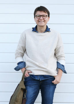 Schnittmuster Pullover Damen