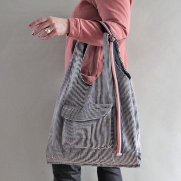 Schnittmuster Tasche einfach