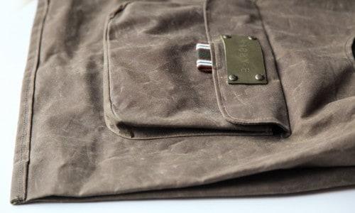 schnittmuster tasche Taschendetail