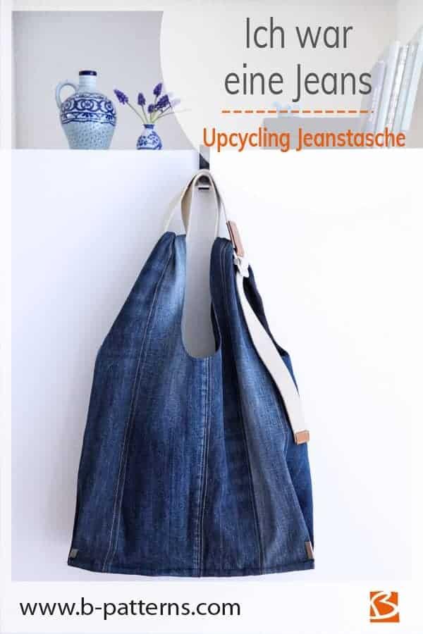 Jeanstasche nähen