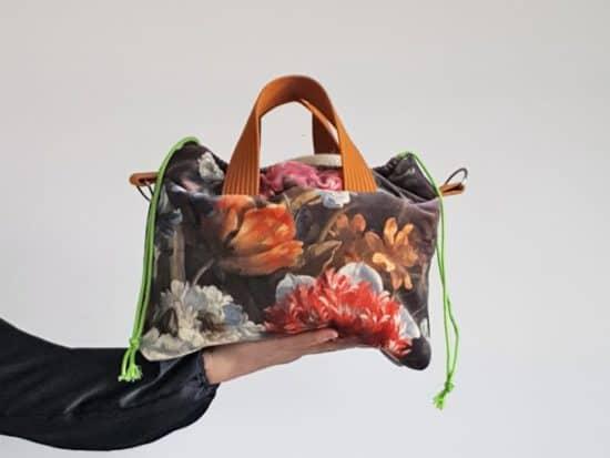Samttasche Projekttasche