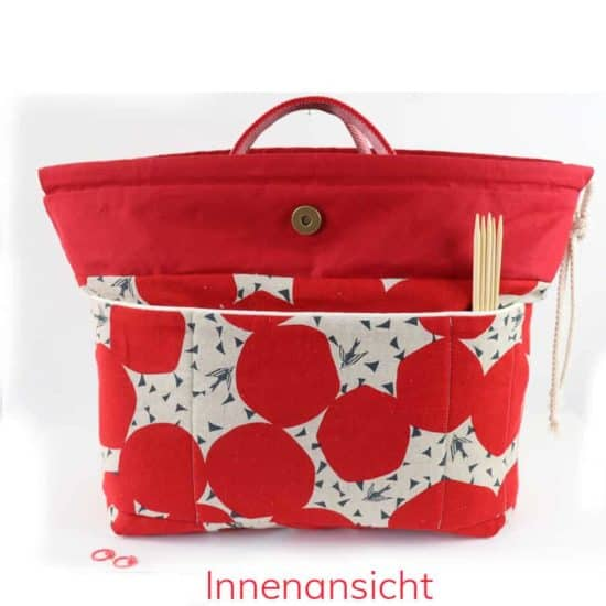 Project bag sewing pattern