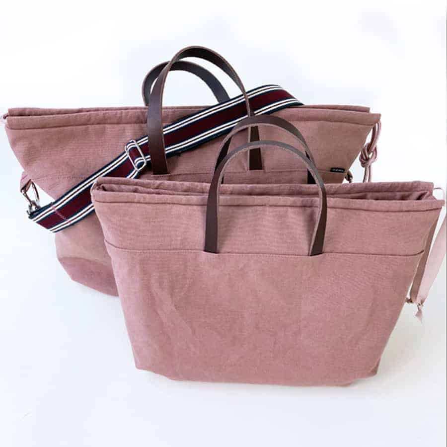 knitting bag sewing pattern
